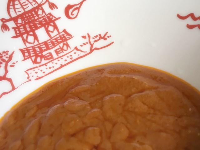 ビスク風ラーメンのスープの素